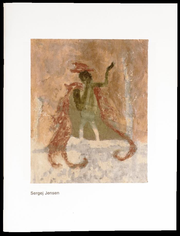 Sergej Jensen by Statens Museum for Kunst