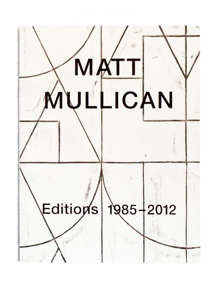 Matt Mullican: Editions 1985 – 2012